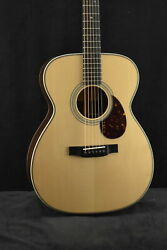 Eastman E20 Om Traditional Series Orchestra Model Natural Gloss Finish