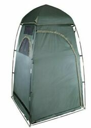 Stansport Cabana Privacy Shelter Camp Shower Toilet Changing D Door 4and039 X 4and039 X 7and039