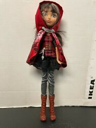 Ever After High Cerise Hood First Chapter Daughter Of Little Red Riding Hood