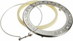 Pentair 600095 Stainless Steel Face Ring Assembly Intellibrite White Led Pool...