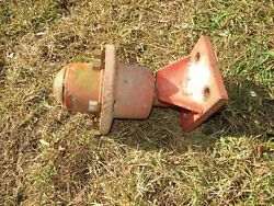 Krause Disc Main Frame Axle Assembly W/hub Disk