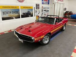 1969 Ford Mustang - Shelby Gt 500 - Convertible - 4 Speed - See Vide 1969 Ford Mustang