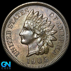 1905 Indian Head Cent Penny -- Make Us An Offer K9684
