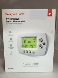 Honeywell Home Rth6580wt Smart Thermostat