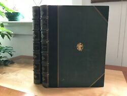 1814 The Border Antiquities Of England And Scotland In Two Volumes - Folios