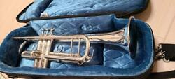 Yamaha Trumpet Xeno Ytr8335us With Softshell Case And Care Kit