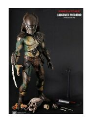 Sideshow Movie Masterpiece 1/6 Scale Falconer Predator Collectible Figure By Hot