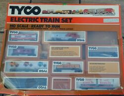 Vintage Tyco Electric Train Set - Ho Scale - No. 7313, 1978, Free Shipping