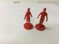 Mall Madness Red People Playing Pieces 1989 Board Game REPLACEMENT Parts