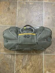 2009 Dated T10r T-10r Mirps Reserve Parachute Container Canopy Airworthy