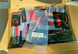 Lot Of 1000 Bmw Wire Harness Stereo Install Radio 1990 Up Cc-9013 Car Plugs New