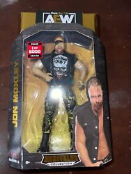 Jon Moxley Chase Series 5 Aew Unrivaled 1/5000 44 Figure All Elite Wrestling
