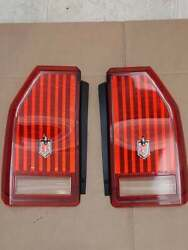 New 1987-1988 Chevrolet Monte Carlo Ss Ls Taillight Tail Light Lens Set
