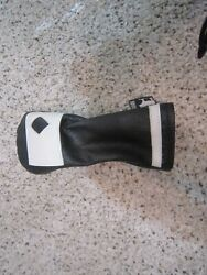 Dormie Wood Real Leather Headcover Very Rare