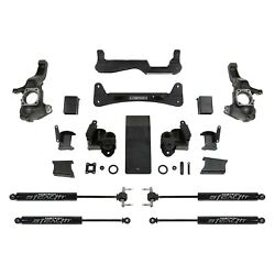 For Chevy Silverado 3500 Hd 20 Suspension Lift Kit 6 Raised Torsion Front And