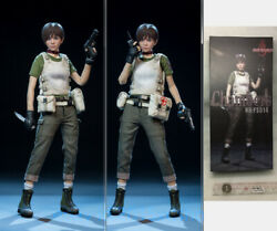 Swtoys Fs014 Resident Evil Rebecca Chambers 1/6 12in Soldier Action Figure New