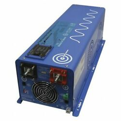Aims Power Picoglf60w48v120v Inverter Charger Pure Sine Wave Form 6000w
