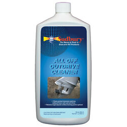 Sudbury Boat Care Products 880-32case Sudbury Outdrive Cleaner 32 Oz Case Of...