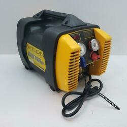 Appion G5 Twin Cylinder Condenser Refrigerant Recovery Machine Tested Works