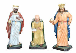 Statue Group Re Magi Cm 100 - For Indoors And External