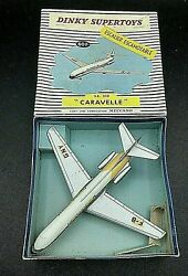 Dinky Toys 60f Caravelle S.e 210