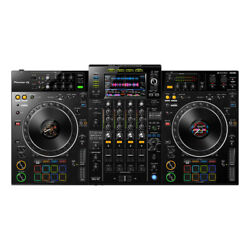 Pioneer Dj Xdj-xz Professional All-in-one Dj System-black And Clear Cover Japan
