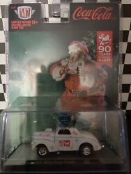 M2 Coca-cola Christmas 2021 1941 Willys Couoe Gasser