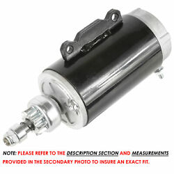 New For Johnson Outboard 80 88 90 100 112 115 Hp Starter