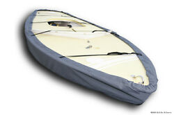 Amf Minifish Sailboat - Boat Hull Cover - Top Gun Seagull Gray - Made In The Usa