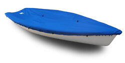 Jy15 Sailboat - Boat Deck Cover - Polyester Royal Blue