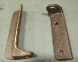 Ford Roadster / Coupe Cowl Mounting Bracket Set 1932 B114m