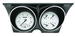 classic instruments 1967 1968 Camaro gauge dash cluster white hot series cam67wh