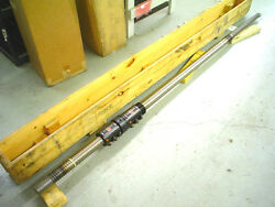 Warner Electric R-2501 Series R Ball Bearing Screws And Shaft Assembly