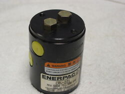 Enerpac Crv-221 Rotary Coupler 2 Passage Union 5000 Psi 75 Rpm New