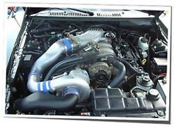Vortech 2001 Ford Mustang Bullit 4.6l Supercharger Systems
