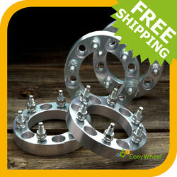 4 Toyota Wheel Spacers Adapters 1 Inch Thick