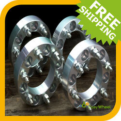 4 Toyota Wheel Spacers Adapters 1 Inch Fits All Land Cruiser
