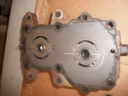 Hydrostatic Transmission Bare Housing From A John Deere 316 Lawn Garden Tractor