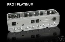 Dart Pro 1 Small Block Chevy 230/64cc Cylinder Heads 11710040p Free Shipping