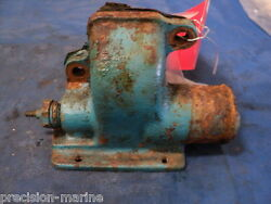 0383313 Housing,thermostat Assy Omc 165hp, Gm 6 Cyl .inline