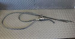 Yamaha Banshee Clutch Cable And Perch Lever And Emergency Brake Cable 1987-2006
