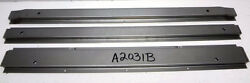 Ford Model A Roadster Car Body Channels 3 Piece Set 30,31 1930-1931