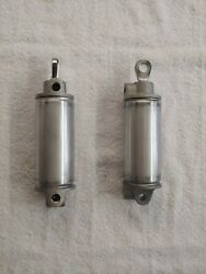 1961-63 Lincoln Continental Convertible Deck Lid Cylinders-7 Yr Warranty-pair2