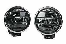 LAND ROVER LR3 DISCOVERY 2 BUMPER FOG DRIVING LAMP LIGHTS KIT VUB502850 NEW
