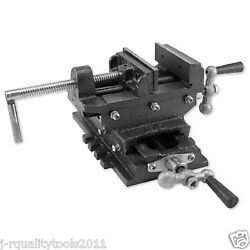 6 2 Way Milling Vise With Cross Slide For Drill Press
