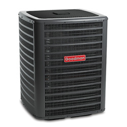 5 Ton Goodman 16 SEER Two Stage Heat Pump Condenser DSZC160601