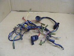 Mercury 45-50 Hp Engine Cable Wire Wiring Harness 827350 Yamaha 62y-825090-10-00