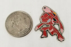1x Pokemon Nintendo Officially Licensed 1 Red Genesect Collector's Pin/badge
