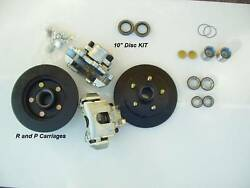 10 3500 Ufp Hydraulic Disc Brake Trailer Axle Boat Replacement Kit Db35