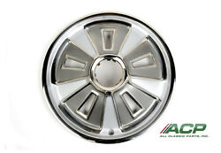 1966 66 Mustang Wheel Cover With Out Logo Center 14 Set Of 4 Free Shipping New